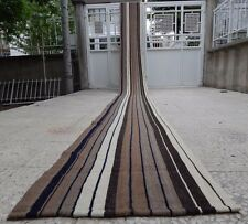 1.8x23.5 FT Extra Long and Narrow Handmade Staircase Turkish Kilim Rug  Runner,
