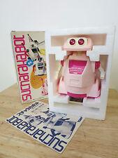 80s crackbot ROBOT TOMY GIAPPONE mercato versione 'sucharakabot' SPAZIO IN PLASTICA GIOCATTOLO