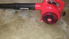 Craftsman B215 25cc 2-Cycle Engine Handheld Gas Powered Leaf Blower