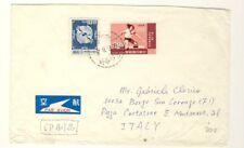 12064- China- Cina,posta aerea per l' Italia ( Borgo S. Lorenzo), 1968