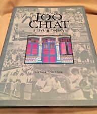 Joo Chiat - A Living Legacy By Lily Kong & TC Chang - SIGNED By Both - SINGAPORE