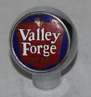 Vintage Balley Forge Beer Tap Handle - Chrome - Robbins