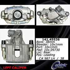 Centric Parts 141.45535 Rear Right Rebuilt Brake Caliper With Hardware