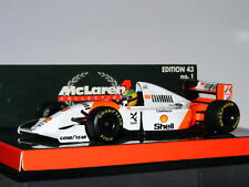 Minichamps McLaren Ford MP4/8 Ayrton Senna MLC-1 1/43