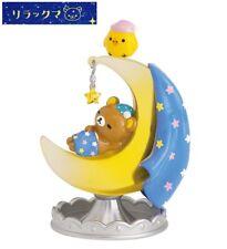 RE-MENT Rilakkuma Dreaming Stars Yumemiru Hoshi Starium Figure 3 Good Night Moon