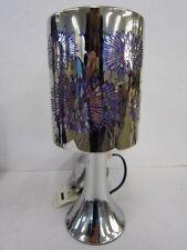 Lampade da interno viola in metallo