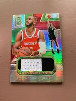 2018-19 Panini - Spectra Basketball: Chris Paul Spectacular Swatches #/25