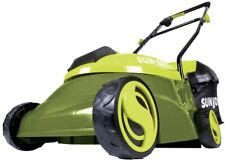 Mower 14 in. 28-Volt Battery Walk Behind Push - 4.0 Ah Battery/Charger Included