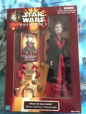 Star Wars Episode 1 Ultimate Hair Doll Queen Amidala Collection Hasbro