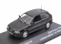Model Car Scale 1.43 diecast Triple 9 Vauxhall Astra Gsi vehicles Miniatur