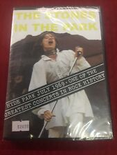 ROLLING STONES  IN THE PARK DVD NEW Factory Sealed Hyde 1969 Rock