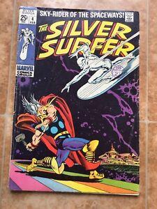marvel silver surfer 4