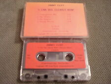 RARE ADV PROMO Jimmy Cliff CASSETTE TAPE I Can See Clearly Now mix COOL RUNNINGS