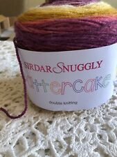 Sirdar Snuggly Pattercake DK 150gm Ball Shade 758