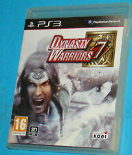 Dynasty Warriors 7 VII - Sony Playstation 3 PS3 - PAL