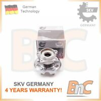REAR WHEEL BEARING KIT FOR TOYOTA OEM 4241042020 SKV GERMANY GENUINE HEAVY DUTY