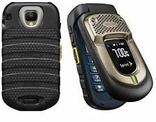 Kyocera E4277PTT DuraXT SPRINT 3.2MP Camera WATERPROOF Flip CellPhone New other