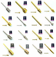 "Nail Machine Drill Bits - Carbide 2-Way Fine 3/32"" manicures, salon, pedicures"