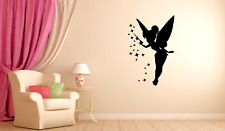 Tinkerbell Peter Pan Child Adult Cool Home Decor Wall Decal Sticker Film CH27