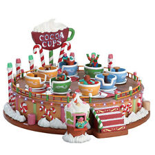 LEMAX CHRISTMAS VILLAGES COCOA CUPS 2017