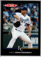 Mike Montgomery 2019 Topps Total Black #410 /5