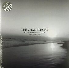 THE CHAMELEONS Live at the Gallery Club - 2LP / Grey Vinyl - Limited