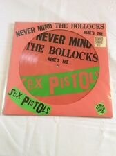 RSD 2016 Sex Pistols Never Mind The Bullocks Here's The Vinyl Picture Disc New