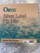 Orvis Shooting Head Intermediate Fly Line ST-12-I New