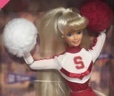 1996 Stanford University Cheerleader Barbie doll NRFB