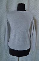 🔻COS Wool Jumper  Grey Size Medium