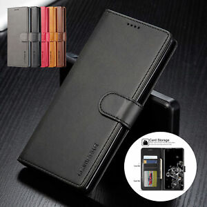For Samsung Galaxy A12 A32 A42 A52 A72 5G Case Flip Leather Wallet Phone Cover