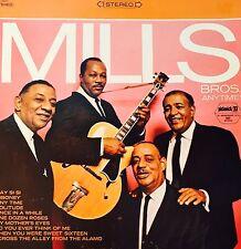 Mills Brothers  Anytime vinyl   Lp 33 Rpm