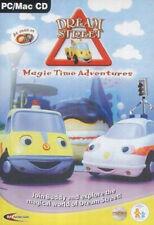 Dream Street Magic tiempo aventuras juego PC CD/MAC