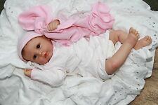 BALLET LOVE - She Really Holds Your Hand! 22 Inch Collectors Baby Girl Doll