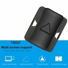Laptop Side Mount Tablet Bracket Holder Multi-Screen Support Triple Monitor