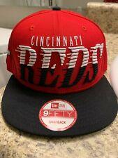 Retro MLB Cincinnati Reds Snapback Vintage New Era