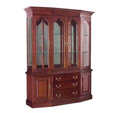 Cherry China Cabinets