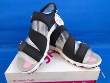 08ea2acf42c8 Ryka Dominica Lifestyle E3800f1001 Black pink Women s Sandel Size 7m