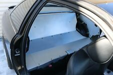 LRB Speed Aluminum Rear Seat Delete - Fits: Lexus SC300 SC400 Toyota Soarer