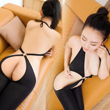 Sexy Women's Bodysuit Body Stocking Lingerie Babydoll Nightwear Sleepwear HOT