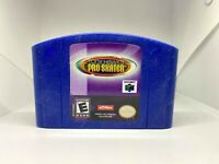 Tony Hawk's Pro Skater N64 (Nintendo 64, 2000) Authentic, Cleaned & Working!