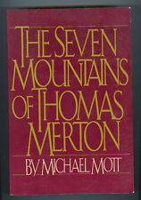 MICHAEL MOTT Seven Mountains of Thomas Merton TPB 1984