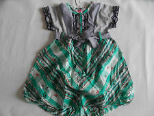 CAKEWALK schönes Kleid in Ballonoptik  Gr. 104  NEU