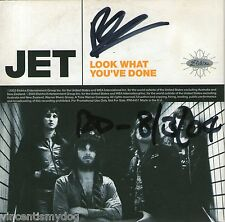 Jet - Look What You've Done (1 track promo CD)