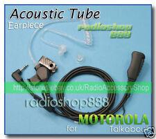 E35MT 2-Wire Earphone w/Acoustic Tube MOTO TALKABOUT