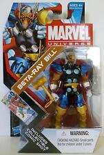 "BETA-RAY BILL Marvel Universe 4"" inch Action Figure #11 Series 4 2012"