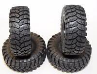 1/10 Rc Crawler 1.9 Tire x4 Trepador neumáticos r35 Compound For Axial AX12019