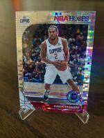 2019-20 NBA Hoops Kawhi Leonard Premium Stock Prizm Pulsar LA Clippers
