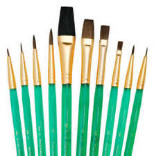 Royal & Langnickel Acrylic Painting Round Art Brushes