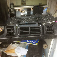 Rover 200 25 Streetwise MG ZR Dash Centre SIDE  Fresh Air Vent COMPLETE SET